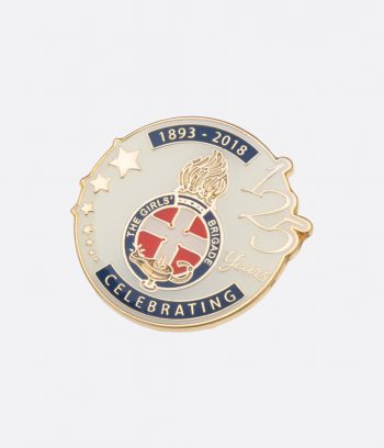 125 year badge
