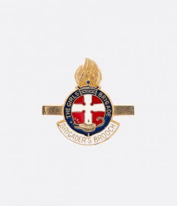brigader brooch