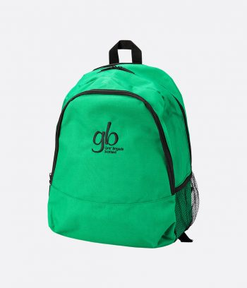 universal backpack in green