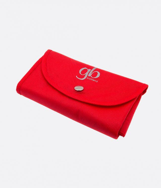 red popper shopper bag
