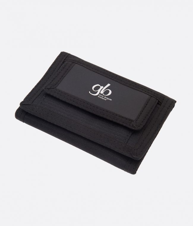 black ripper wallet