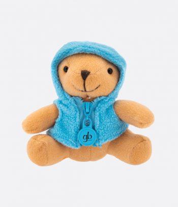 snug bear - blue