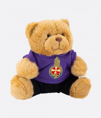 Brigader teddy