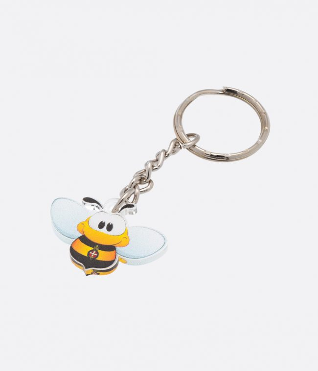 Gracie bee keychain