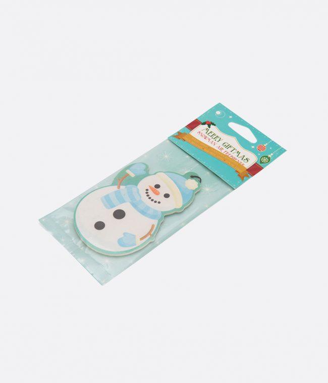 snowman airfreshener