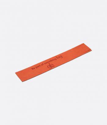 orange luxor bookmark