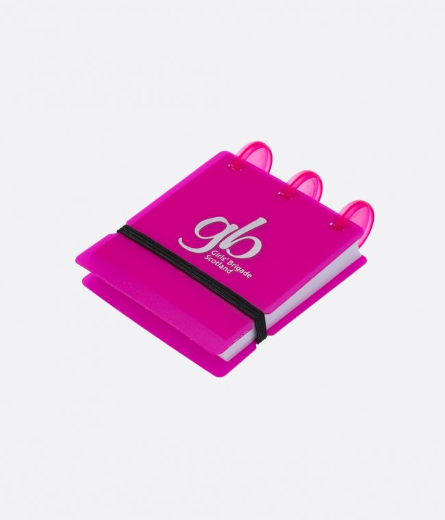 bright ring pad pink