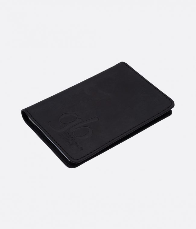 soft touch luxor notebook black