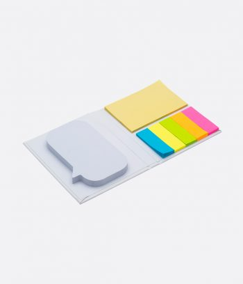 outburst sticky post it book