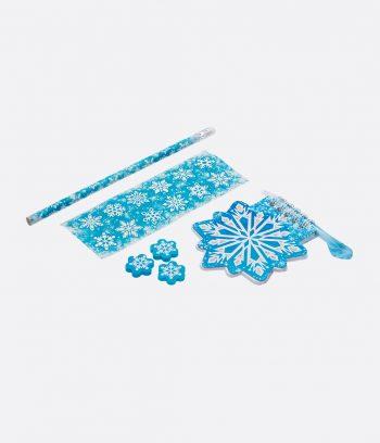 snowflake stationary set