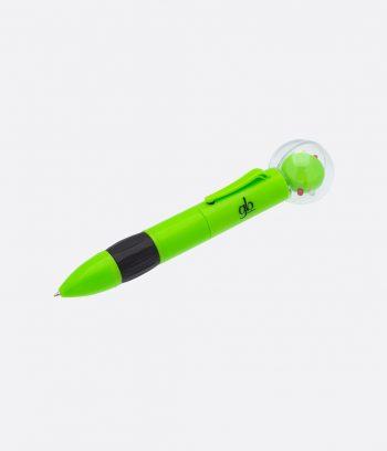 meteor storm pen green