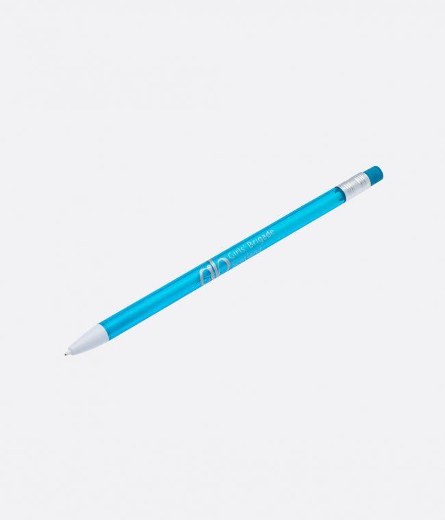 auto pencil blue