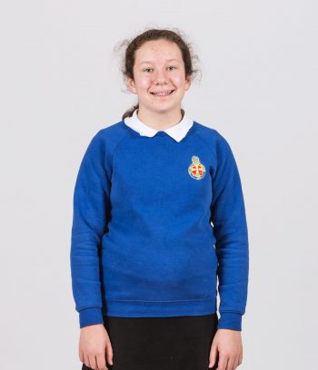 Junior Blue Sweatshirt